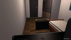Raumgestaltung Gregors Zimmer in der Kategorie Schlafzimmer