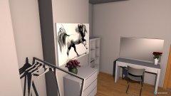 Raumgestaltung Grundriss Mama in der Kategorie Schlafzimmer