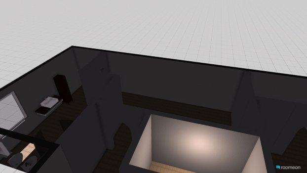 Raumgestaltung Grundriss zweite Ebene  in der Kategorie Schlafzimmer