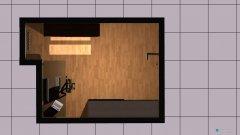 Raumgestaltung Grundrissvorlage Erker1 in der Kategorie Schlafzimmer
