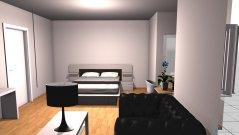Raumgestaltung Grundrissvorlage mein Zimmer in der Kategorie Schlafzimmer