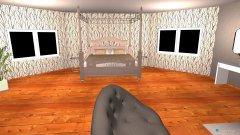 Raumgestaltung gstehuis kamer4  in der Kategorie Schlafzimmer