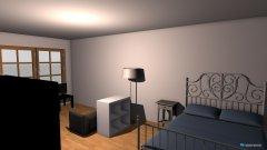 Raumgestaltung Gudrun 2 in der Kategorie Schlafzimmer