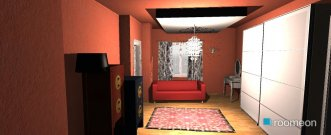 Raumgestaltung gurls bedroom in der Kategorie Schlafzimmer