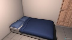 Raumgestaltung Gut Brückerbach  in der Kategorie Schlafzimmer