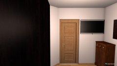Raumgestaltung háló2 in der Kategorie Schlafzimmer