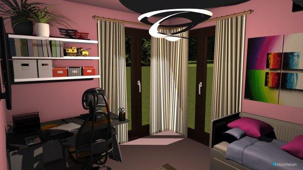 Raumgestaltung Háló 2. in der Kategorie Schlafzimmer