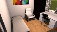 Raumgestaltung háló3b in der Kategorie Schlafzimmer