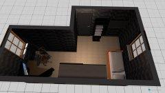 Raumgestaltung hálószobám in der Kategorie Schlafzimmer