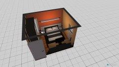 Raumgestaltung Hálószoba in der Kategorie Schlafzimmer
