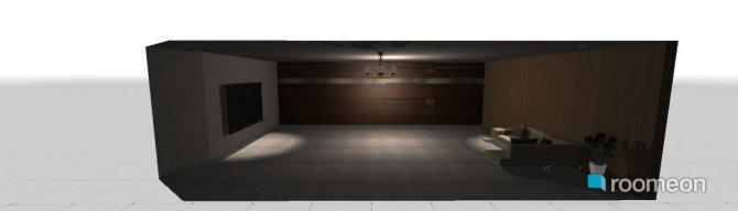 Raumgestaltung habitacion in der Kategorie Schlafzimmer