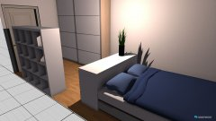 Raumgestaltung Hafencitiy in der Kategorie Schlafzimmer