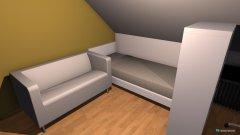 Raumgestaltung Hagenring WG in der Kategorie Schlafzimmer