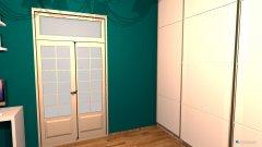 Raumgestaltung haloszoba final in der Kategorie Schlafzimmer