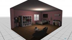Raumgestaltung Han future room in der Kategorie Schlafzimmer