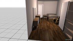 Raumgestaltung Hanna 5 in der Kategorie Schlafzimmer