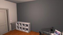Raumgestaltung Hannah´s neues zimmer in der Kategorie Schlafzimmer