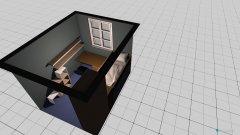 Raumgestaltung hannahs zimmet in der Kategorie Schlafzimmer
