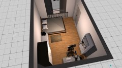 Raumgestaltung Hannes Zimmer 2 in der Kategorie Schlafzimmer