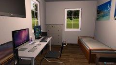 Raumgestaltung Hannes Zimmer in der Kategorie Schlafzimmer