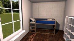 Raumgestaltung Hannes in der Kategorie Schlafzimmer