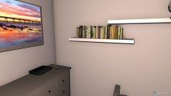 Raumgestaltung Hannis Zimmer in der Kategorie Schlafzimmer