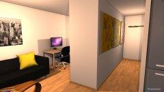 Raumgestaltung Hannover Wohnung Schlafbereich in der Kategorie Schlafzimmer