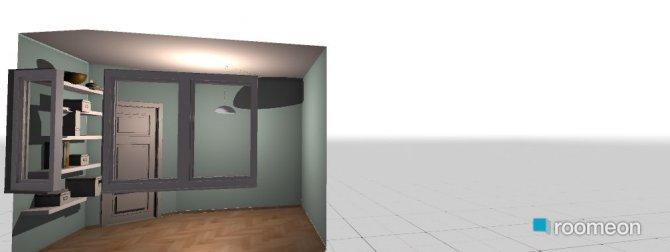 Raumgestaltung Haus Schlafzimmer in der Kategorie Schlafzimmer
