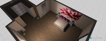 Raumgestaltung HAUS in der Kategorie Schlafzimmer