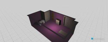 Raumgestaltung hazel in der Kategorie Schlafzimmer