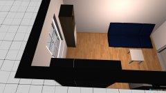 Raumgestaltung Heidi2 in der Kategorie Schlafzimmer