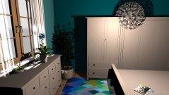 Raumgestaltung hemnes in der Kategorie Schlafzimmer