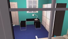 Raumgestaltung hesham's room in der Kategorie Schlafzimmer