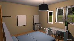 Raumgestaltung hhhh in der Kategorie Schlafzimmer
