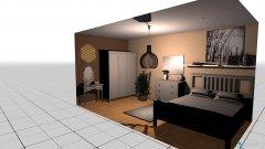 Raumgestaltung hi in der Kategorie Schlafzimmer