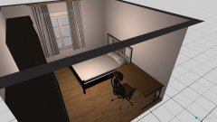 Raumgestaltung Hindenburgstr. 34 Schlafzimmer in der Kategorie Schlafzimmer