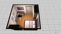 Raumgestaltung Hirschau Schlafzimmer  1 in der Kategorie Schlafzimmer
