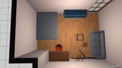 Raumgestaltung HirtenWG in der Kategorie Schlafzimmer