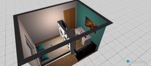 Raumgestaltung Hlíðarhjalli  76. in der Kategorie Schlafzimmer