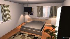 Raumgestaltung Hohlweggasse-Schlafzimmer in der Kategorie Schlafzimmer