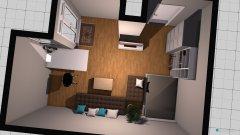 Raumgestaltung HOME 2 in der Kategorie Schlafzimmer