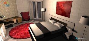 Raumgestaltung hotel room in der Kategorie Schlafzimmer