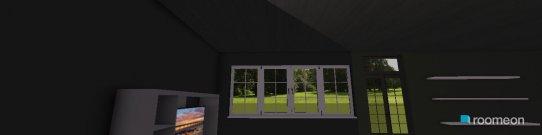 Raumgestaltung house in der Kategorie Schlafzimmer