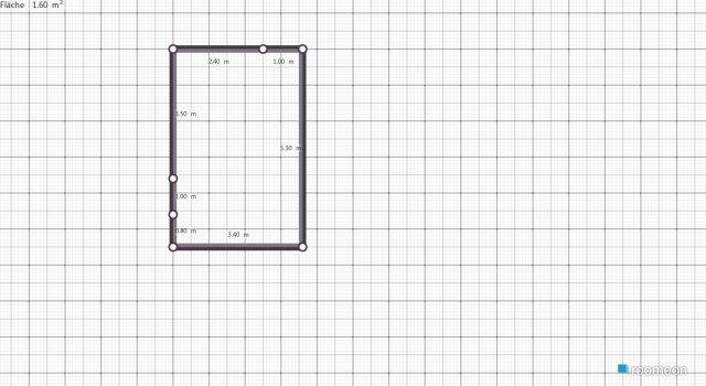 Raumgestaltung htf in der Kategorie Schlafzimmer