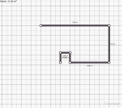Raumgestaltung hua in der Kategorie Schlafzimmer