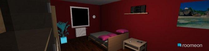 Raumgestaltung huo in der Kategorie Schlafzimmer