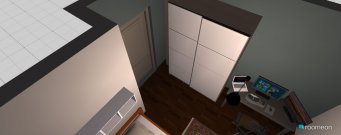 Raumgestaltung huoneeni in der Kategorie Schlafzimmer