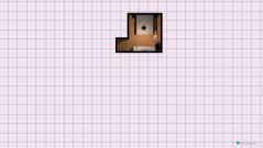 Raumgestaltung Huschlwohnung in der Kategorie Schlafzimmer