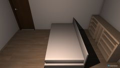 Raumgestaltung i in der Kategorie Schlafzimmer