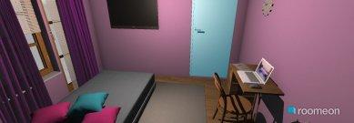 Raumgestaltung ianka in der Kategorie Schlafzimmer